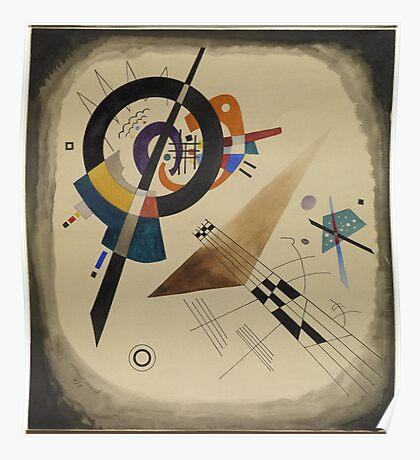 Kandinsky - Composition 1922  Poster