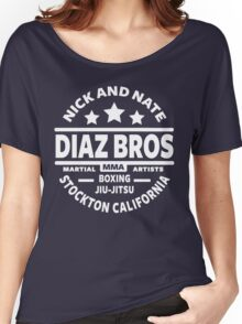 Nick And Nate Diaz Women's Relaxed Fit T-Shirt