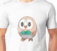 Rowlet New Pokemon (Pokemon Sun and moon) Unisex T-Shirt