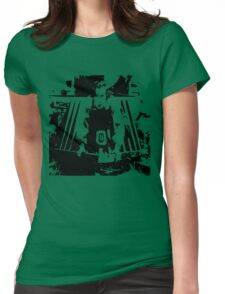 Buster Keaton Womens Fitted T-Shirt