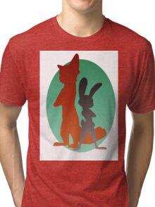 Nick & Judy Tri-blend T-Shirt