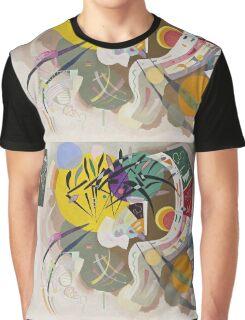 Kandinsky - Dominant Curve Graphic T-Shirt