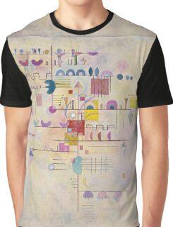 Kandinsky - Graceful Ascent Graphic T-Shirt