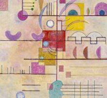 Kandinsky - Graceful Ascent Sticker