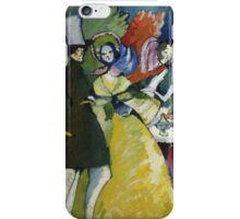 Kandinsky - Group In Crinolines iPhone Case/Skin