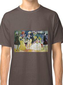 Kandinsky - Group In Crinolines Classic T-Shirt