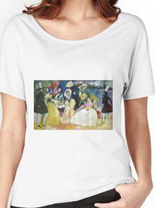 Kandinsky - Group In Crinolines Women's Relaxed Fit T-Shirt