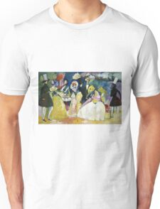 Kandinsky - Group In Crinolines Unisex T-Shirt