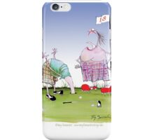 """""""and another thing...."""" tony fernandes iPhone Case/Skin"""