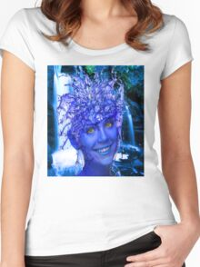 Water Nymph Women's Fitted Scoop T-Shirt