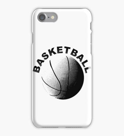 BASKETBALL - SPORTS iPhone Case/Skin