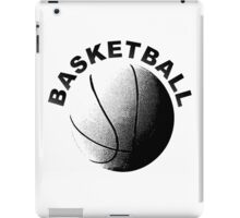 BASKETBALL - SPORTS iPad Case/Skin