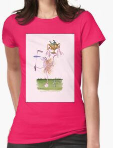 First Amongst Equals, tony fernandes Womens Fitted T-Shirt