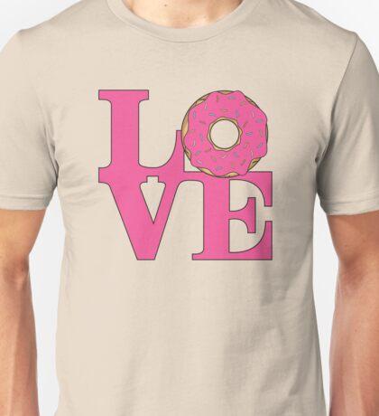 Lovely donut Unisex T-Shirt
