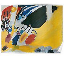 Kandinsky - Impression Iii (Concert) 1911  Poster