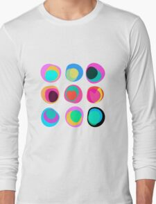 Points of view white Long Sleeve T-Shirt
