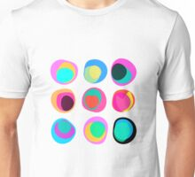 Points of view white Unisex T-Shirt