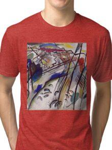 Kandinsky - Improvisation 28 Tri-blend T-Shirt