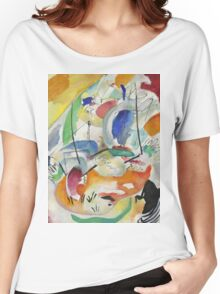 Kandinsky - Improvisation 31 Women's Relaxed Fit T-Shirt