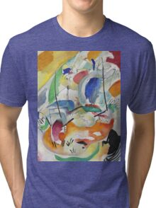Kandinsky - Improvisation 31 Tri-blend T-Shirt