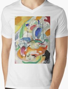 Kandinsky - Improvisation 31 Mens V-Neck T-Shirt