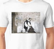 Banksy - Sweep it under the carpet N°1 Unisex T-Shirt