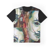 Dali 2 Graphic T-Shirt