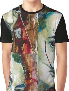 Dali 2 Graphic T-Shirt