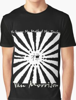 Van Morrison No Guru Graphic T-Shirt