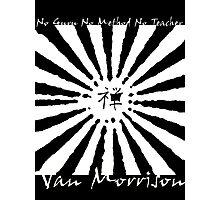 Van Morrison No Guru Photographic Print