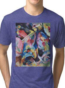 Kandinsky - Improvisation Deluge 1913  Tri-blend T-Shirt