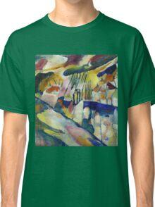 Kandinsky - Landscape With Rain Classic T-Shirt