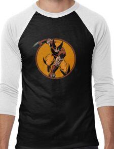 Claws Men's Baseball ¾ T-Shirt