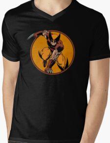 Claws Mens V-Neck T-Shirt