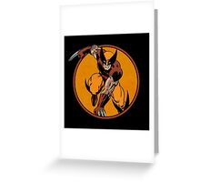 Claws Greeting Card