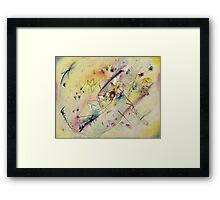 Kandinsky - Light Picture Framed Print