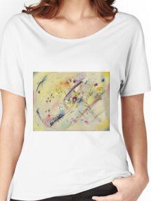 Kandinsky - Light Picture Women's Relaxed Fit T-Shirt
