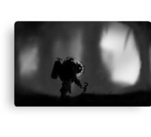 Limbo & Bioshock  Canvas Print