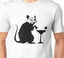 Banksy - V.i.p. Rat Unisex T-Shirt