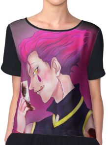Hisoka the Magician [ Hunter x Hunter 2011 ] Chiffon Top