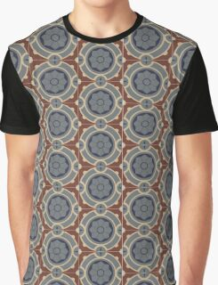Traditional Maltese Tiles Graphic T-Shirt