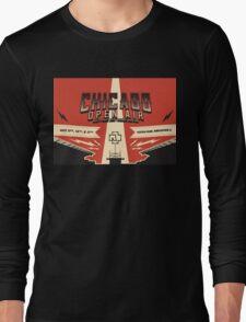 Chicago Open Air Music Festival 3 Long Sleeve T-Shirt