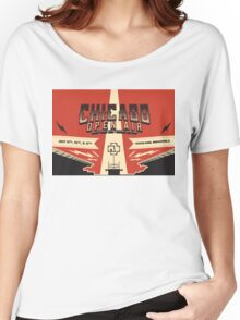 Chicago Open Air Music Festival 3 Women's Relaxed Fit T-Shirt