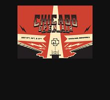Chicago Open Air Music Festival 3 Unisex T-Shirt