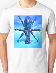 Alien Sculpture Unisex T-Shirt