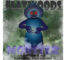 The Flatwoods Monster of 1952 Photographic Print