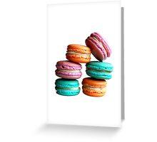 macaron Greeting Card