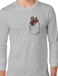 Ant Man in Pocket Long Sleeve T-Shirt