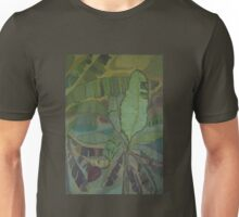 Jamaica Banana Trees Unisex T-Shirt