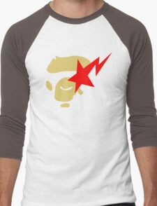 APE STAR Men's Baseball ¾ T-Shirt
